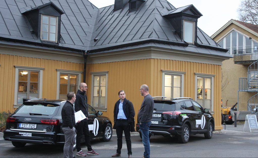 Samuelsson & Partner AB – Sveriges enda renodlade Digitala Låssmed® blir en del av Prosero Security Group AB