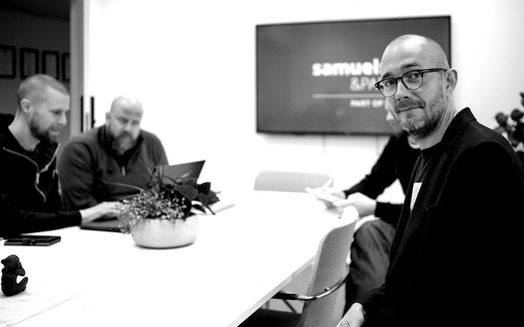 Samuelsson & Partner AB flyttar ihop med Sickla Låsteknik AB